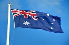 AUSTRALIAN AUSTRALIA AUSSIE COUNTRY NATIONAL FLAG 5FT X 3FT FOOTBALL RUGBY DAY