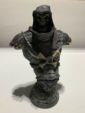 Skelletor Bust Custome Statue Bust Masters of the Universe He-Man Sculpture
