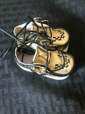 New listing Bjd Msd Sd size Doll Gold Platform Shoes/Sneakers!