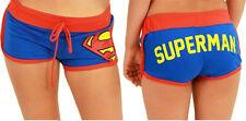 *NEW* SUPERMAN LOGO LARGE BOOTY SHORTS