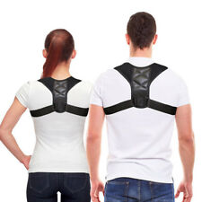 Posture Corrector Clavícula Support Brace Mujeres Hombres Resistance Band Fix