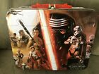 Star Wars The Force Awakens lunch box and Puzzle