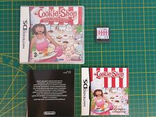 GAMEBOY GAME BOXED BOITE JEU COOKIE SHOP NTR-AECP-EUR 3DS DS DSI 2DS