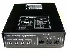 PASCO Scientific ScienceWorkshop 700 CI-6560 Interface