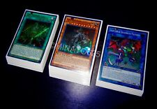 Yugioh Complete Subterror Deck + Ultra Pro Sleeves! Tournament Ready! Link Ready