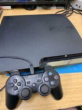 Sony Playstation 3 Slim 120gb schwarz mit Dualshock 3 Controller