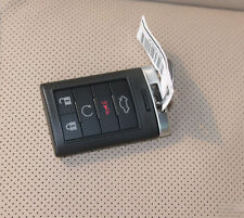 Keyless Cover Replacement Key Case Shell for CADILLAC CTS Smart Remote Key