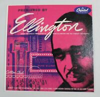 "1953 Duke Ellington And His Famous Orchestra, Premiered By Ellington, 10"" vinyl"
