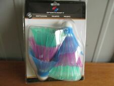 Sportcraft Badminton Shuttlecocks Birdies Birdy 2 PKS of 6 (ae-72 X2)
