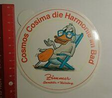 Pegatina/sticker: habitación fontanería + calefacción cosmos Cosima (01091642)