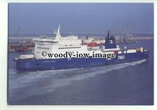FE0410 - P&O Ferry - European Seaway , built 1991 - postcard
