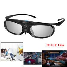 3D-Brille Active Shutter DLP Link 96-144HZ Stereo Für BenQ Acer DLP-Projektoren