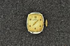 Vintage Cal. 757 Hamilton Ladies Wrist Watch Movement For Parts