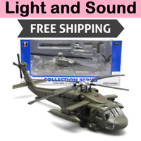 1/72 vintage military model kits blackhawk helicopter Adult Children Toy DieCast