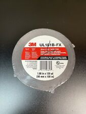 3m Ul181b Fx Flexible Duct Connection Silver Hvac Tape 3350 188 X 120 Yd New
