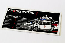 Lego Creator UCS Sticker for Ghostbusters Ecto-1 21108