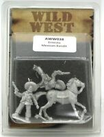 Artizan AWW038 Ernesto Mexican Bandit (Wild West) Gun Fighter Outlaw Gunslinger