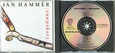 JAN HAMMER Snapshots 1989 GERMANY CD wie NEU MINT audiophile BOB LUDWIG Master!