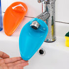 Silicone Bathroom Faucet Extender Sink Handle Extender For Children  Washing HU