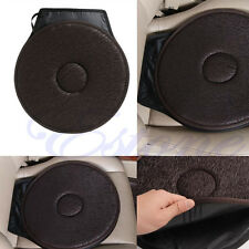 Foam Rotating Car Chair Seat Mobility Aid Cushion With Memory Swivel Office Home