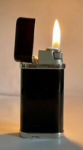 Vintage lighter Cartier Palladium🖤Black Excellent ❤️