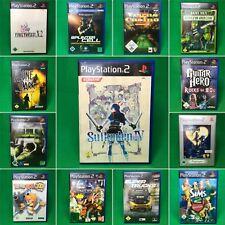 PS2 Playstation 2 Spiele zum aussuchen  Suikoden #