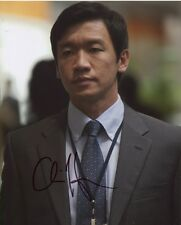 Chin Han Photo Signed In Person - The Blacklist - B969