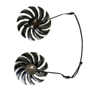 Graphics Card Cooling Fan For Gigabyte P106 GTX1060 1050ti 1070 RX570 580 4PIN