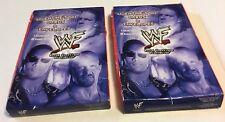 World Wrestling Federation Wwf Wwe Wcw Vintage Valentines Day Card Packs Nib