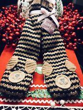 Women's Kooba Bear Critter Slipper Socks Plushfill Lined Size 9-11