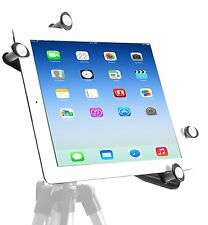 iPad Air 1 & 2 Tripod Mount Holder Adapter WORKS WITH CASE- G7 Pro iShot Mounts