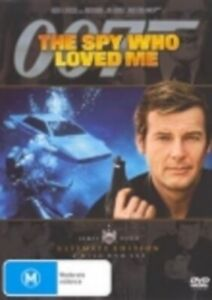 THE SPY WHO LOVED ME (007) [NEW DVD]