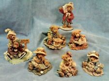 Boyds Bears and Friends Figurine lot of 7