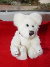 Boyds Bears Plush Caledonia Fabric Teddy Bear Jointed 584001