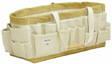 40 Pocket Canvas Tool Bag Finish Carpenter Professional | Ruffian Specialties