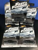 2018 Hot Wheels Fast And Furious Skyline Lot Of 5