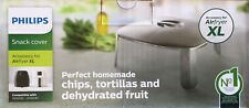 PHILIPS HD 9932/00 Airfryer XL Deckel grau für Chips Tortillas Trockenfrüchte