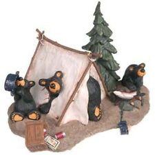 "Bearfoots Bears ""Camp Runamuck""  by Jeff Fleming, Bear Camp Scene"