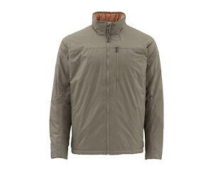 Simms MidStream Insulated Jacket 3XL Dark Stone XXXL ~ NEW