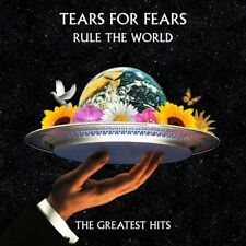 TEARS FOR FEARS The Greatest Hits LP Vinyl NEW 2017