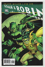 All Star Batman & Robin, the Boy Wonder #9 (Apr 2008, DC) [Green Lantern] Lee H