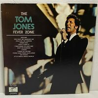 Tom Jones ‎– Fever Zone: Parrot LP 1968 Vinyl (Rock)