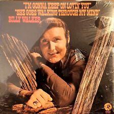 SEALED Billy Walker LP - I'M GONNA KEEP ON LOVIN' YOU - MGM SE 4756, 1971