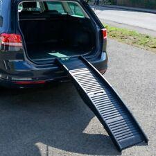 Travel Dog Ramp Stable Folding Ramp Ideal for Traveling Cars Anti Slip Portable