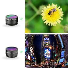 Arealer Mini Clip-on Cell Phone Camera Lens Kit 20X Macro Lens Unniversal O5Y3