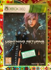Lightning Returns: Final Fantasy XIII XBOX 360 PRECINTADO!!!