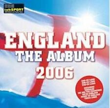 England The Album 2006 CD FREE SHIPPING
