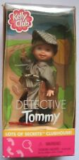 Detective Tommy Kelly Club 2001 Mattel 53471 in Package Box