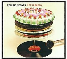 Let It Bleed - Rolling Stones (2013, Vinyl NIEUW) Clear Vinyl/Remastered