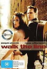Walk The Line Joaquin Phoenix Reese Witherspoon DVD R4 PAL